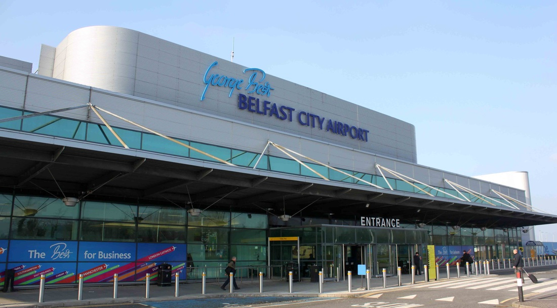 airport transfer belfast city airport