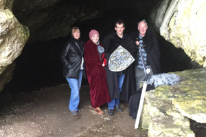 game of thrones caves tour belfast