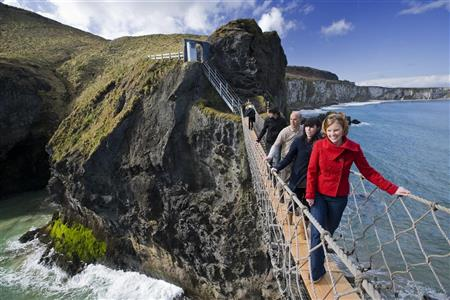 Game of thrones tour Carrick-a-rede