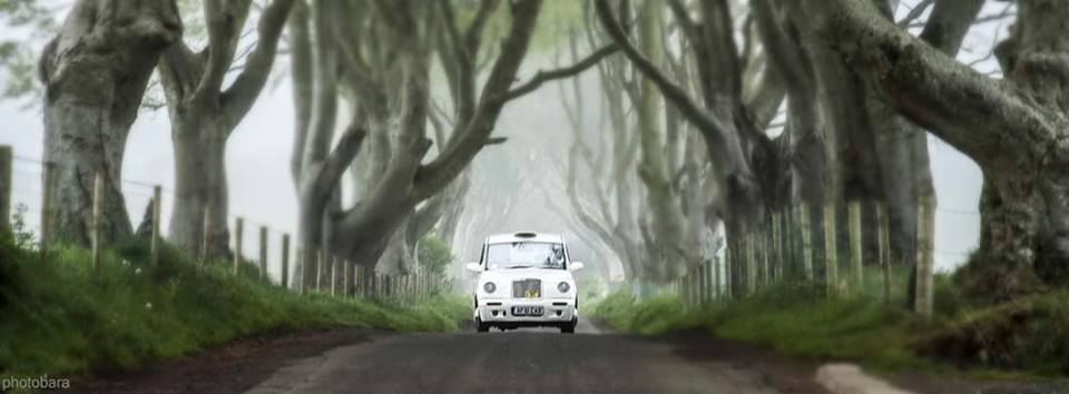 Game of thrones dark hedges tour