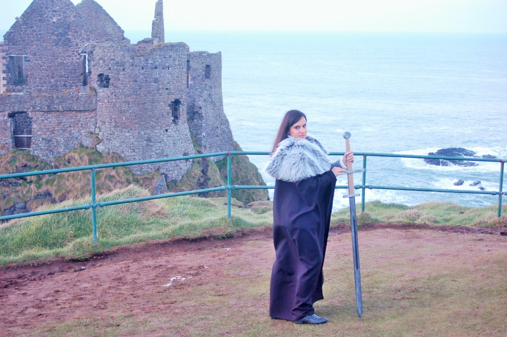 Game of thrones Dunluce Castle